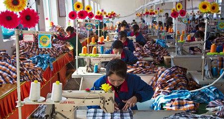Bí mật kinh tế thị trường 'màu sắc Triều Tiên'