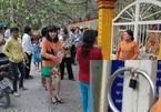 Khóa cổng ngăn du khách vào thăm khu di tích