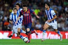 Sociedad vs Barca (03h00 5/1): David Moyes làm gì tối nay?