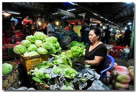 5 ngôi chợ 'không ngủ' ở Sài Gòn