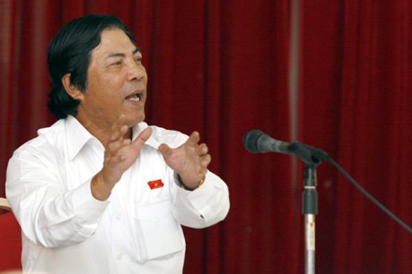 Nguyễn Bá Thanh, Ban nội chính