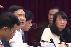 Video: Bộ trưởng Thăng cảnh cáo tổng thầu Trung Quốc