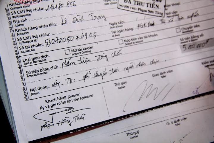 Bắt thêm 2 nghi can vụ Thanh tra GT nhận hối lộ