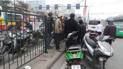 cướp giật, ban ngày, Hà Nội, bắt