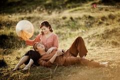 9X chụp ảnh cưới Chí Phèo - Thị Nở đậm chất Bắc Bộ