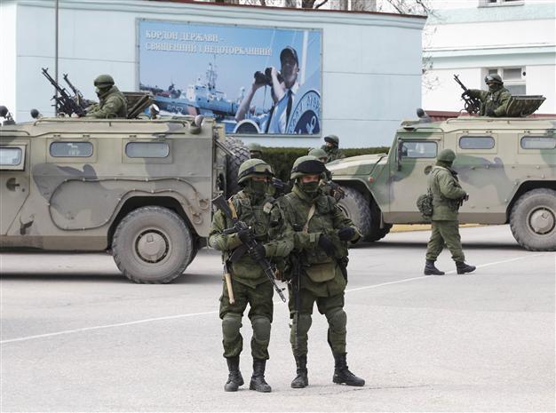 Nga sẽ tuyển mộ lính đánh thuê để củng cố quân đội