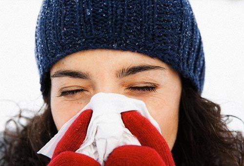 cảm lạnh, mầm bệnh, rhinovirus