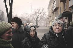 Dân Ukraina khổ sở vì chiến sự triền miên