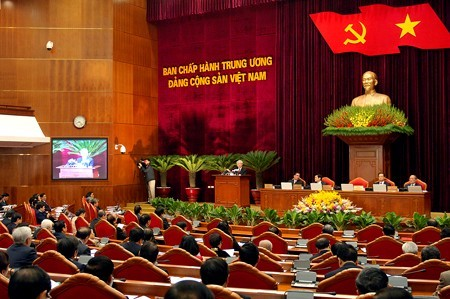 Bỏ phiếu giới thiệu bổ sung quy hoạch Bộ Chính trị