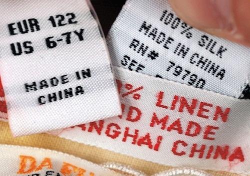 Hàng TQ xuất Nhật sẽ dán nhãn 'made in PRC'