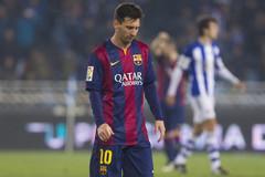Mourinho 'đi đêm' với cha đẻ Messi