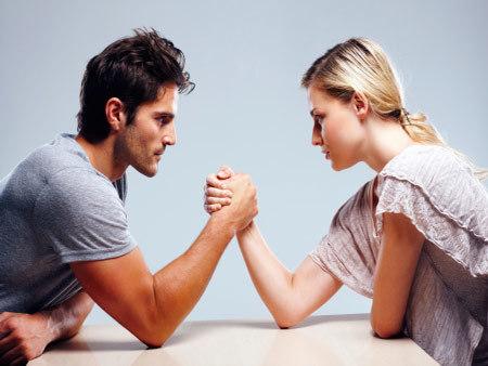 vợ chồng, chồng vũ phu, khôn khéo