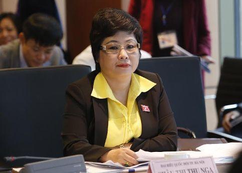 ĐBQH nói về việc bắt bà Châu Thị Thu Nga