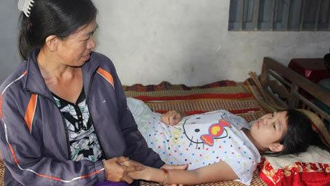 Lời cầu cứu của cô học trò nghèo mắc bệnh nan y