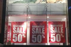 Parkson và điềm gở của bán lẻ hàng hiệu