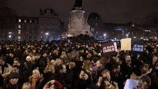 Pháp tổ chức quốc tang, bắt giữ một loạt đối tượng