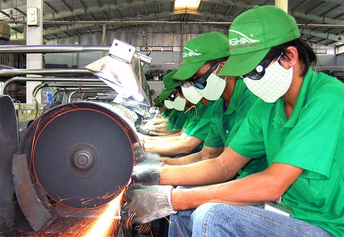 DN, nhỏ-và-vừa, kinh-tế, sản-xuất, kinh-doanh, khó-khăn, vay-vốn, tái-cơ-cấu