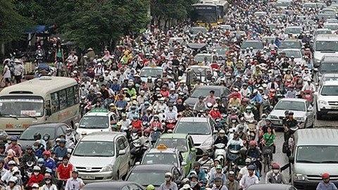 xe-máy, ô-tô, phương-tiện, giao-thông, công-cộng, xe, cá-nhân, đề-xuất, tắc-đường, thuế, phí, hạn-chế, đi-lại, thành-phố.