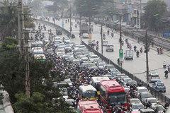Tăng thuế hạn chế ôtô: Dân lãnh đủ?