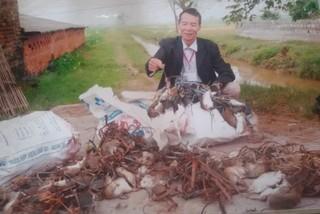 """Bộ Quốc phòng Campuchia mời """"Vua diệt chuột"""" Việt Nam trợ giúp"""