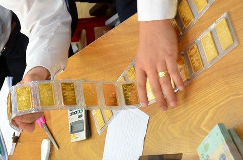 21 tỷ USD vàng ròng nằm trong dân
