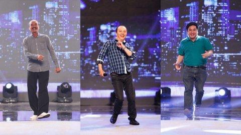 Show hài lần đầu chiếm sóng giờ vàng tối thứ 7