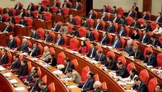 Đã lấy phiếu tín nhiệm ủy viên Bộ Chính trị