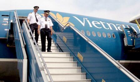 lý do, phi công, Vietnam Airlines, đồng loạt, xin thôi việc