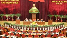 TƯ nghe kết quả tín nhiệm 16 ủy viên Bộ Chính trị