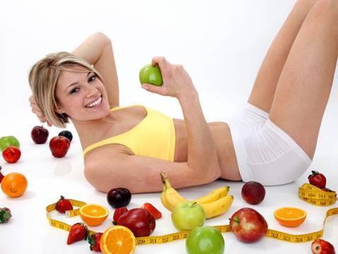 rau quả, chất xơ,