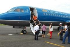 Tội phạm dọa bom trên máy bay Vietnam Airlines bị cấm bay 1 năm