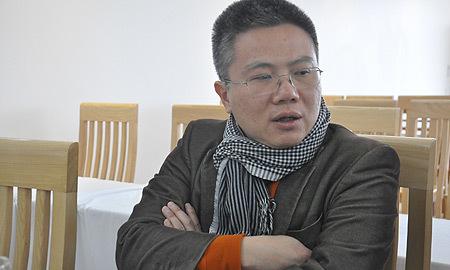 GS Ngô Bảo Châu: 'Hơi tiếc là không ai đả động gì'