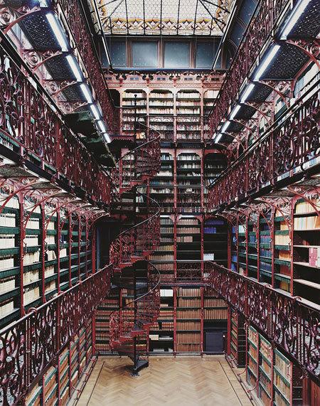 thư viện, quốc gia
