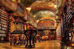 Những nơi đẹp nhất lưu giữ trí tuệ loài người