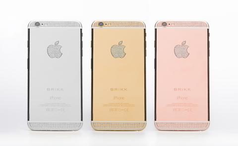 20150113144740 super premium trio iPhone 6 Plus nạm kim cương giá hơn 1 tỷ đồng