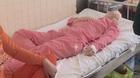 Bạo hành kinh hoàng: Đánh vợ nứt sọ, liệt nửa người