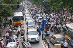 Đấu giá quyền đi ôtô: Đề xuất cho giống Tây?