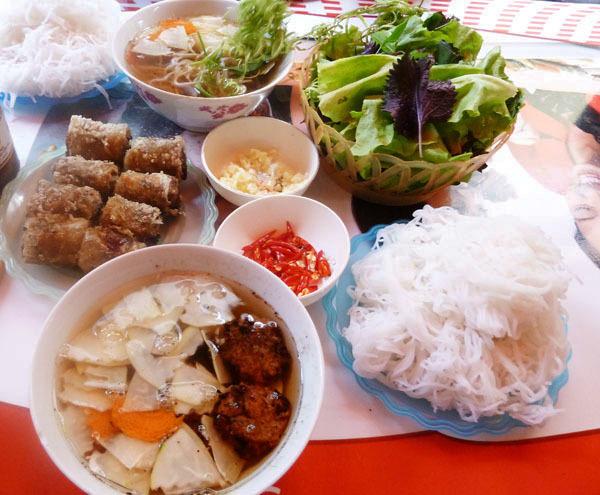 món ăn, du lịch Việt Nam