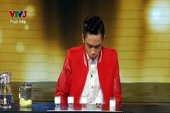 VTV mong khán giả thông cảm vụ thí sinh uống axit