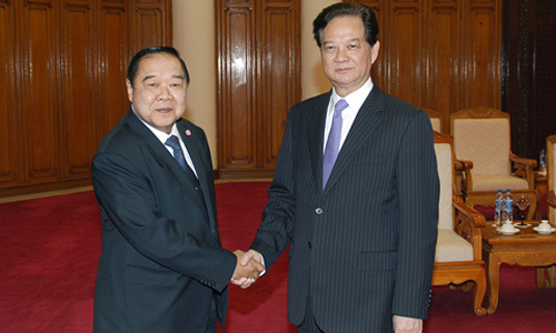 VN-Thái Lan hợp tác tuần tra chung trên biển