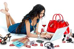 Sự thật về dân Mỹ mua hàng online