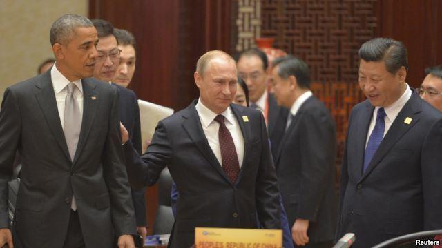 2015: Mỹ sẽ cứng rắn hơn với Nga, TQ?