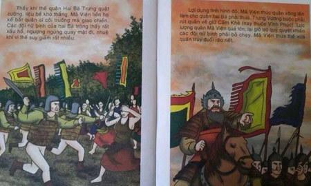 """Xôn xao sách sử kể chuyện Mã Viện bắt quân sĩ """"cởi..."""""""