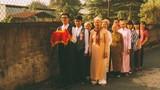 9X gợi hạnh phúc thời xưa với ảnh cưới thập niên 80
