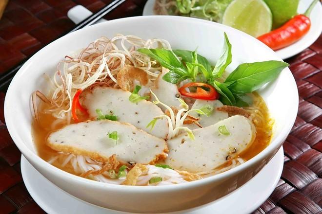 9 món bún hải sản mê hoặc thực khách