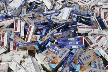 Mất 8.000 tỷ đồng vì thuốc lá lậu