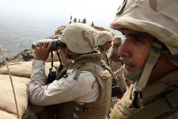 Ảrập Xê-út xây tường dài 1000km ngăn chặn IS