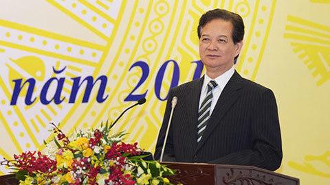Thủ tướng, Nguyễn Tấn Dũng, mạng xã hội