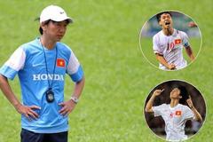 HLV Miura và chiêu tâm lý với U19