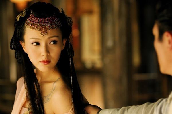 Tiểu Long Nữ xấu nhất lịch sử lọt Top 10 mỹ nhân cổ trang